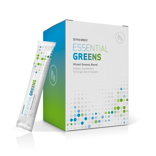 Essential Greens 30 single serve packets 5.3oz