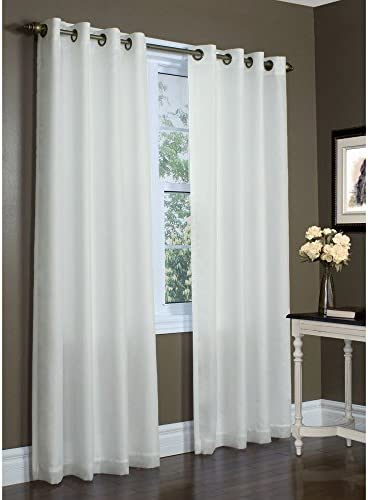 Commonwealth Thermavoile 84″ Grommet Curtain Panel