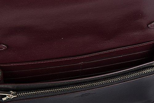 Coach sac femme bandoulière en cuir noir