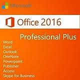MS Microsoft Office 2016 Professional Plus Original Product Key 1PC 32/64-Bit