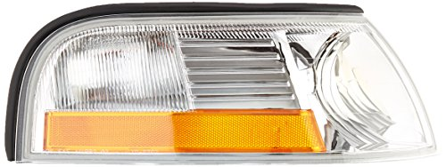 TYC 18-5893-01-9 Mercury Grand Marquis CAPA Certified Replacement Front Passenger Side Side Marker -