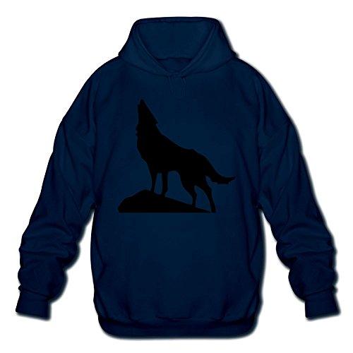 Hooded Animal Logo Sweatshirt - 7