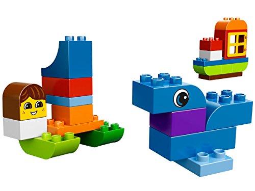 lego duplo giant tower xxl 200 pieces 10557 11street. Black Bedroom Furniture Sets. Home Design Ideas
