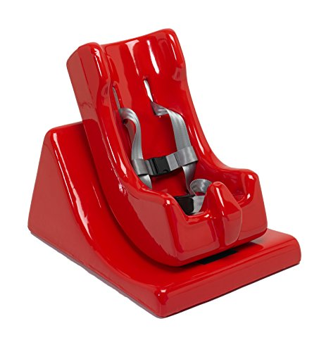 Tumble Forms Floor Sitter (Tumble Forms Small Red 2 Deluxe Floor Sitter by Tumble Forms)