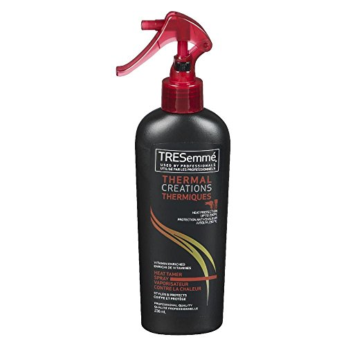 tresemme hairspray for flat irons - 7