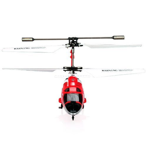 NC® BRAND - NEW GENUINE SYMA S111G 3CH GYRO RTF COAST GUARD INDOOR RC HELICOPTER WITH AC CHARGER
