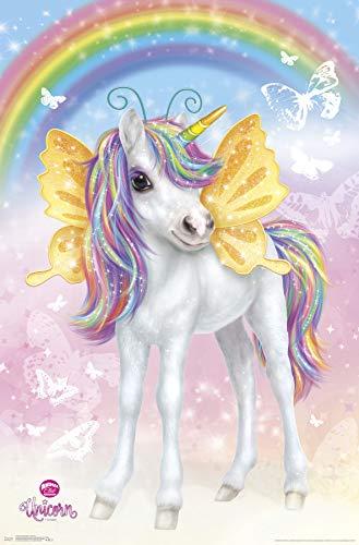 (Trends International Animal Club - Unicorn Wall Poster,)