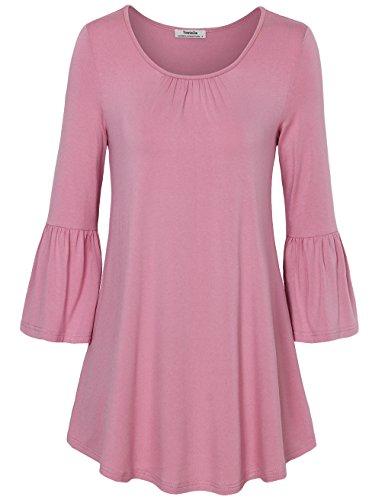 Pink A-line Top - 7