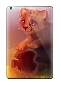 sandra hedges Stern's Shop durable Protection Case Cover For Ipad Mini(cute Cheetah)