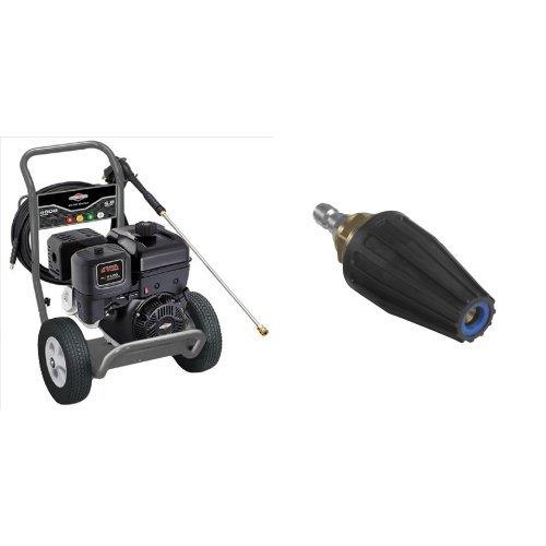 Briggs & Stratton 20507 Elite Series 4.0-GPM 4000-PSI Gas Pressure Washer with Quick-Connect Turbo Spray Nozzle