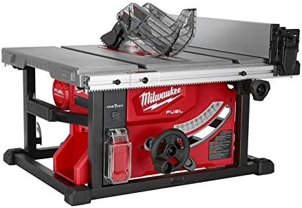 Milwaukee 2736-20 M18 Fuel ONE-Key 8-1 4 in. Table Saw, Tool Only – Battery, Charger NOT Included