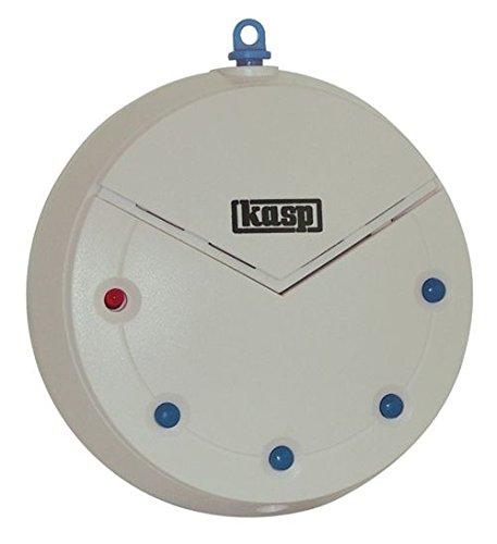 C. K Tools EMS6101 Kasp Portable Motion Sensor Alarm, Wall-mount or Free-Standing