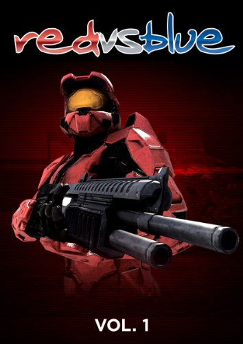Amazon.com: Red Vs. Blue Volume 1, The Blood Gulch ...