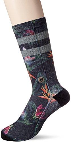 Stance Men's Fish Food Socks,Large,Black