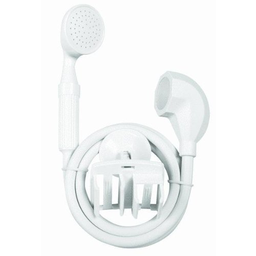 Holmz-Selfix 04430201.04 Slip-On Portable Shower - Spout Hose