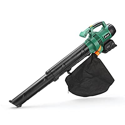 Marble Field East 20V Li-ion 2 Speed 15L Leaf Blower & Vacuums, Cordless Sweeper & Vacuums, Battery & Charger Included