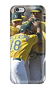 3441519K394176728 oakland athletics MLB Sports & Colleges best iPhone 6 Plus cases
