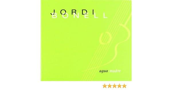 Agua Madre: Jordi Bonell: Amazon.es: Música