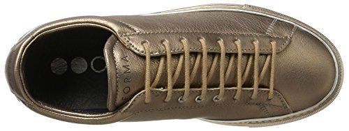 Prima Primaforma, Scarpe da Ginnastica Basse Unisex-Adulto Oro (Lam. Copper)