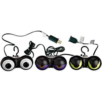 Peep n' Peepers Flashing Eyes Halloween Lights