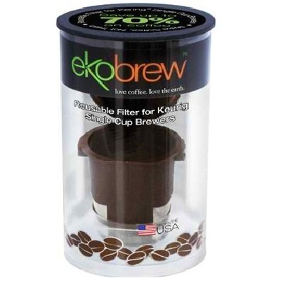 Ekobrew Reusable Filter Canister 1 Ea -Pack of 12 by EKO BRANDS LLC (Image #1)