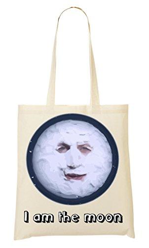 CP Moon Bolso De Mano Bolsa De La Compra
