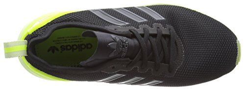 Adv core core Black halo Black Shoes Running Flux Adidas Unisex Black Zx Adults' Rqvv8I