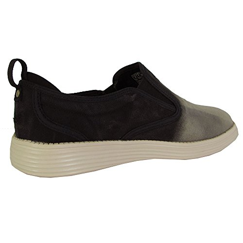Relaxed On Skechers Black Men's Fit Sneaker Belding Status Slip 5Zfqv