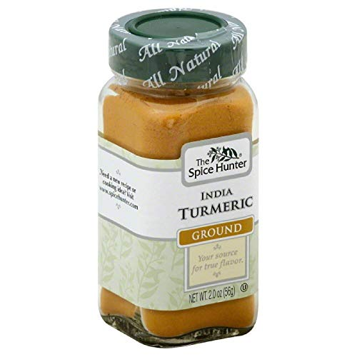Spice Hunter Turmeric Ground India, 2 oz