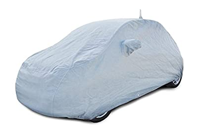 CarsCover Custom Fit Fiat 500 / 500C Car Cover for 5 Layer Heavy Duty Ultrashield