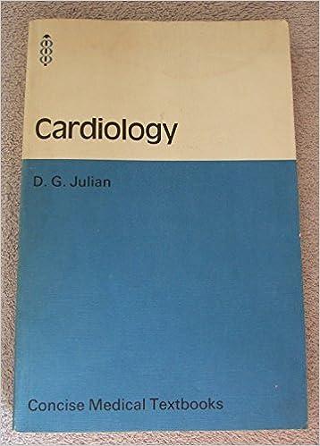 Gratis downloads e bøger Cardiology (Concise Medicine Textbooks) by Desmond G. Julian PDF PDB