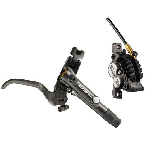 SHIMANO M820 Saint Disc Brake Set, Rotor and Mount Not Included (Rear) ()