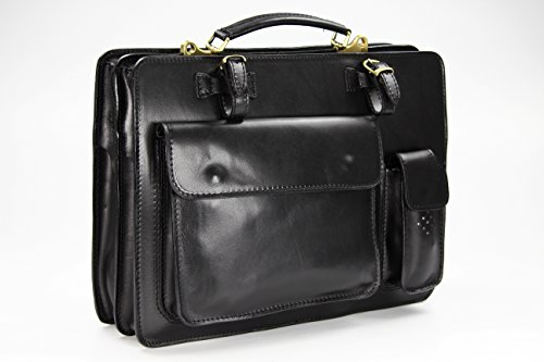 Quot;diseño Belli Piel Profesores Funda amp;apos nbsp; Bag Para De Unisex Ejecutivo Verona Italiana Maletín wawqz