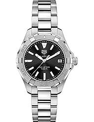 Tag Heuer Aquaracer Black Dial Ladies Watch WBD1310.BA0740
