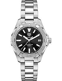 Aquaracer Black Dial Ladies Watch WBD1310.BA0740