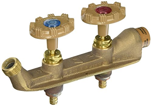 Woodford V122PX Model V122PX Hot and Cold Faucet