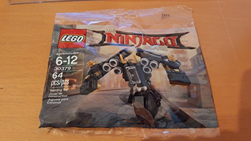 LEGO The Ninjago Movie Quake Mech (30379) Bagged