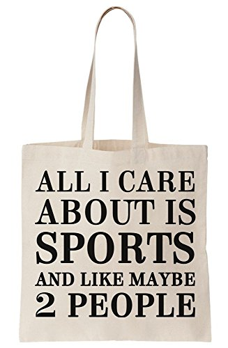 2 I People Tote Is Canvas Care Sports And About Bag Like All Maybe x48wq16x
