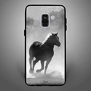 Samsung Galaxy A8 Horse Race
