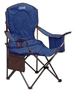 Amazon Com Coleman Oversized Quad Chair With Cooler