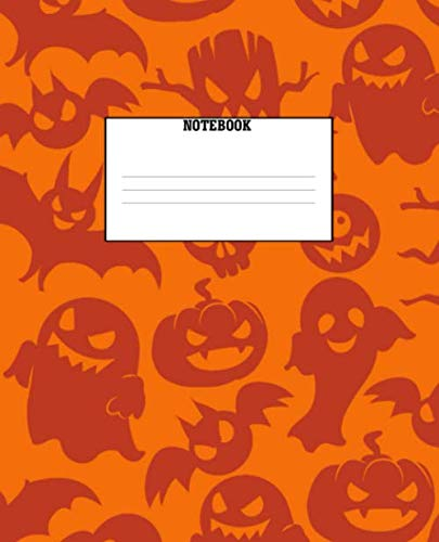 Activity Village Halloween Masks (Notebook: Get your spook on with this awesome Halloween)