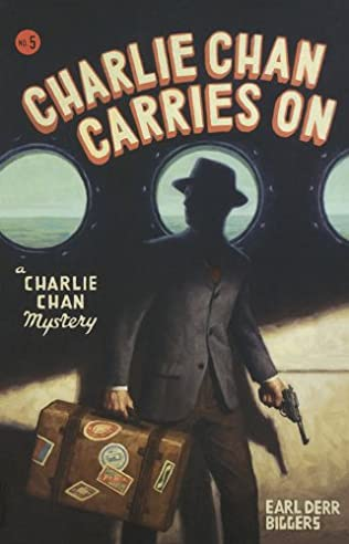 book cover of Charlie Chan Carries On