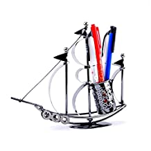 Lucky Boat Iron Pencil Holders\Modern Family Iron Decoration\(XFC-1)