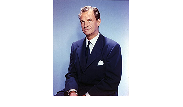 The Poster Corp James Gregory Portrait in Black Coat Photo ...