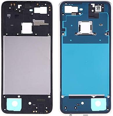 YANCAI Repuestos para Smartphone Placa de Marco de Marco Medio para OPPO F9 / A7X (Oro) Flex Cable (Color : Gold): Amazon.es: Electrónica