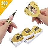200 PCS Horseshoe-shaped Nail Art