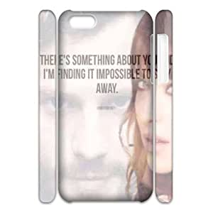 DDOUGS I anastasia christian Brand New Cell Phone Case for Iphone 5C, DIY Iphone 5C Case