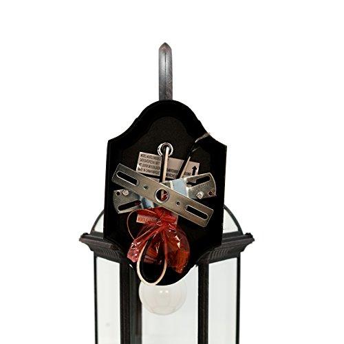 Trans-Globe-Lighting-4181-BK-Outdoor-Wentworth-15-75-Wall-Lantern-Black