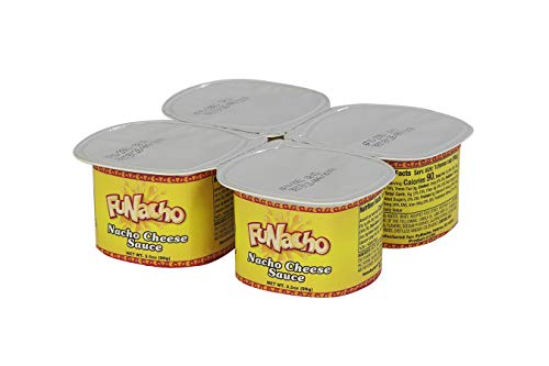 FUNacho Nacho Cheese Single Serve Cups (48 count/3.5 oz each)