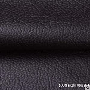 PU Leather Self Adhesive Fix Subsidies Sticky Rubber Patch Leather Sofa 135x50cm